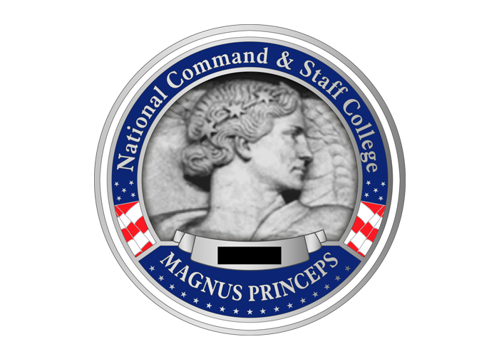 National Command and Staff College Logo