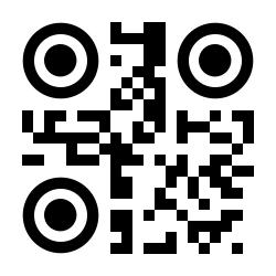 Biz Text QR Code